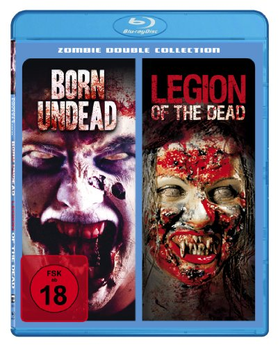 Bild von Born Undead / Legion Of The Dead - Zombie Double Collection [Blu-ray]