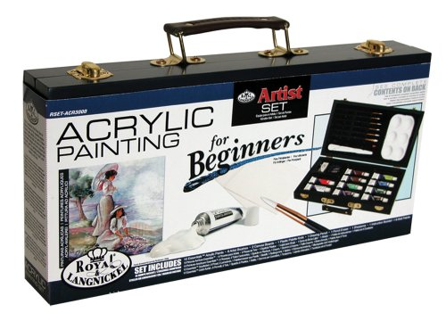 royal-and-langnickel-beginners-acrylic-painting-set