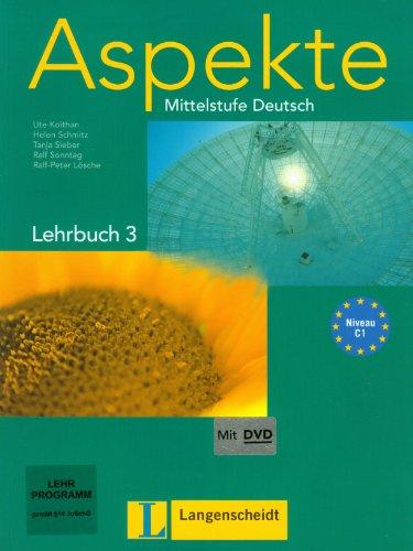 Aspekte. Lehrbuch. Per le Scuole superiori. Con DVD-ROM: 3