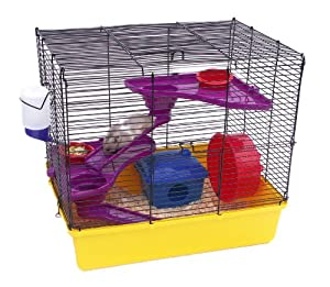 Home N Play Deluxe Hamster Cage by Rosewood Pet Products Ltd