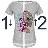 BEZLIT Mädchen Wende-Pailletten T-Shirt Tolle...Vergleich