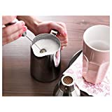 #10: Brezzycloud Hand Blender Mixer Froth Whisker Latte Maker for Milk Coffee Egg Beater Juice