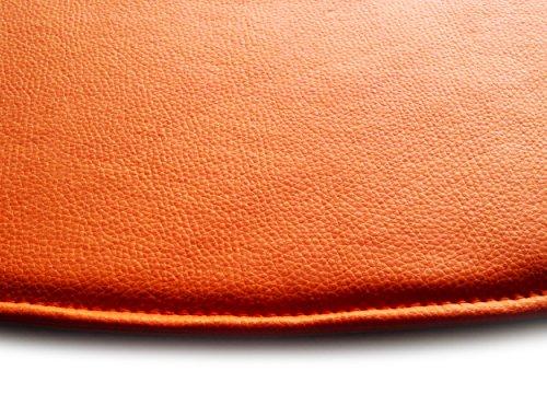Eames qualité Coussins de Siège en imitation cuir pour Eames DAW DSR Dar RSR RAR modèles – Fabriqué dans l'UE