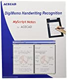 Solidtek ACECAD DigiMemo Handwriting Recognition