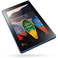 """Lenovo TAB3 7 Essential Tablet con Display da 7"""", Processore ARM Cortex da 1.3 GHz, 1 GB LPDDR3-SDRAM, 8 GB, Fotocamera Posteriore da 2 MP, Android 5.1, Nero"""