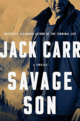 Savage Son: A Thriller (English Edition)