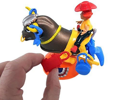 Crazy Bull Geschicklichkeitsspiel für Kinder thumbnail