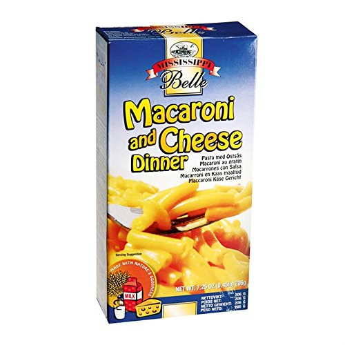 Mississippi Belle Macaroni and Cheese - 206g