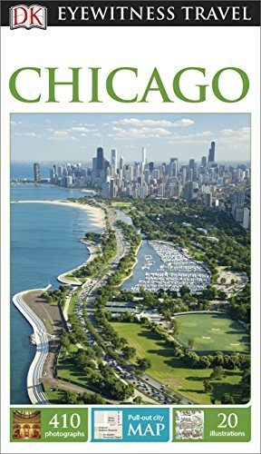DK Eyewitness Travel Guide Chicago (Eyewitness Travel Guides) by DK (2015-01-16)
