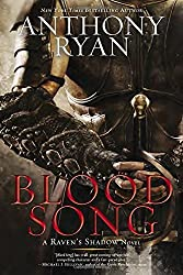 Blood Song (Raven's Shadow) by Anthony Ryan (2015-02-03)