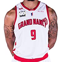 HUNGARIA Sluc Nancy Officiel Maillot de Basketball Homme