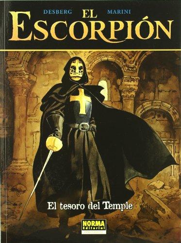 EL ESCORPIÓN 06. EL TESORO DEL TEMPLE