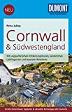 DuMont Reise-Taschenbuch Reiseführer Cornwall & Südwestengland: mit Online-Updates als Gratis-Download - Petra Juling