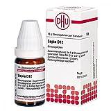 Sepia D 12 Globuli 10 g