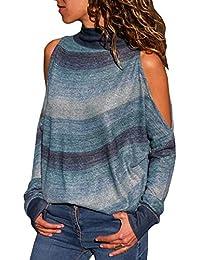 Las mejores ofertas en Camisas y blusas Covington a Rayas
