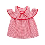 Sawanica Mädchen Kleider Kinderrock