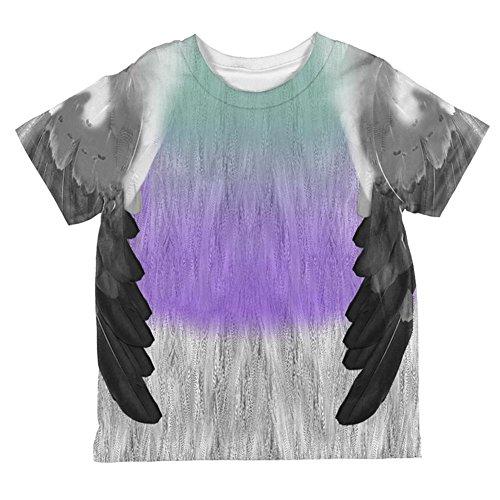 ube über Kleinkind T Shirt Multi 2 t (Taube Kostüm)