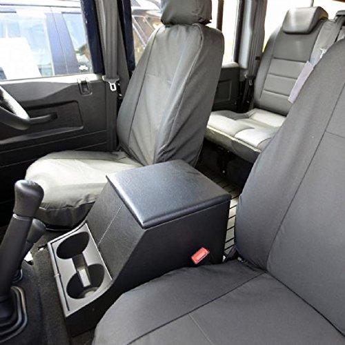 Doble Mercedes Sprinter 2009-Deluxe Gris Parche Van Fundas Single