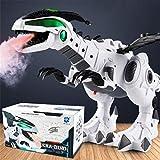 Fantiff Elektrisches Spray-Dinosaurier-Roboter-Modell Toy mit hellen Kinderbildungs-Spielwaren Sets