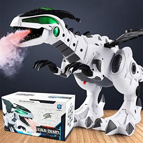 Fantiff Elektrisches Spray-Dinosaurier-Roboter-Modell Toy mit hellen Kinderbildungs-Spielwaren Sets -