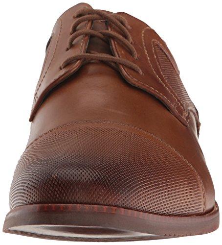 Rockport - Hommes Sp Cap Blucher Chaussures Cognac Leather
