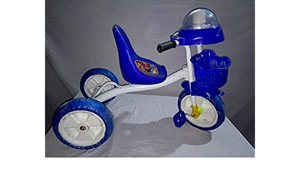 8fdf11b2658 Buy Chinar Three wheeler kids tricycle with musical hood in heavy body Suitable  for 2years to 5years kids-Red Online at Low Prices in India - Amazon.in