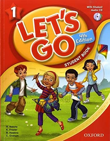 Carolyn Graham - Let's go 1 : Student Book (1CD