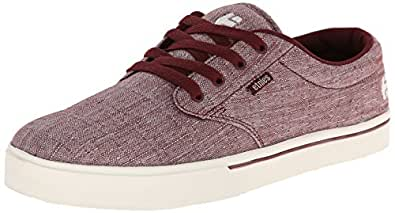 Etnies JAMESON 2 ECO, Chaussures de skateboard homme - Marron - Braun (BROWN/RED/228), 45.5 EU