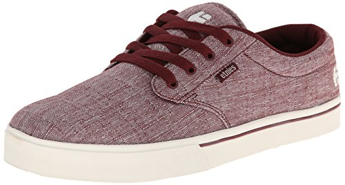 Etnies  JAMESON 2 ECO, Chaussures de skateboard homme Marron - Braun (BROWN/RED/228)