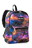 Everest Kids' Basic Pattern Backpack, Galaxy, One Size - Best Reviews Guide