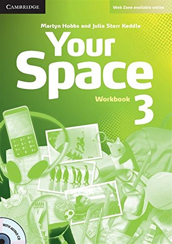 Your Space  3 Workbook with Audio CD - 9780521729345