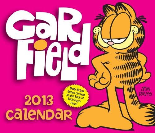Garfield 2013 Calendar