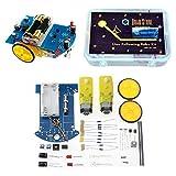 #5: Quad Store(TM) - Line Follower Tracking Robot Car Kit