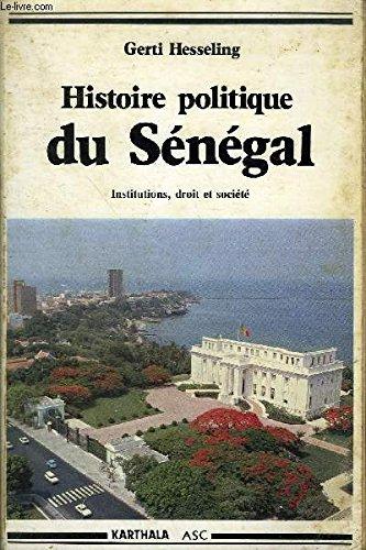 Histoire politique du Sénégal par Gerti Hesseling