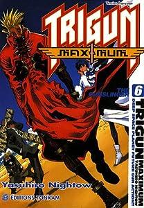 Trigun Maximum Edition simple Tome 6