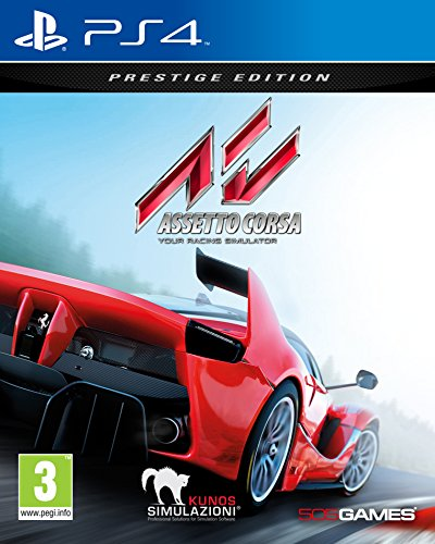Assetto Corsa: Prestige Edition - Limited - PlayStation 4