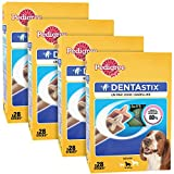 Pedigree–DentaStix für Hunde–Sachet de 7Stäbchen Kauwurzeln–10Stück