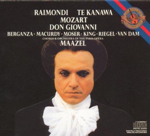 Don Giovanni [Import anglais]