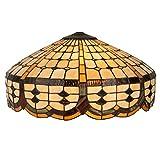 LumiLamp 5ll-5216 Lampenschirm Tiffany, mehrfarbig