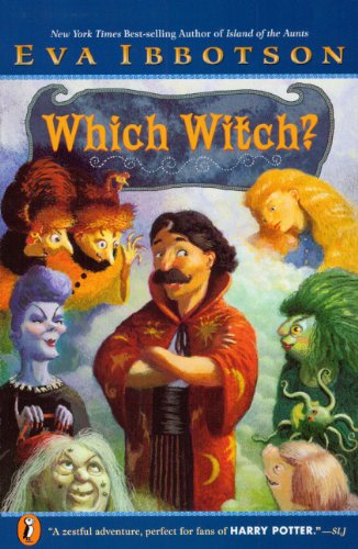 Book cover for Which Witch?