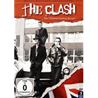 The Clash - Music Master Collection Box Set - The Clash Punk Band