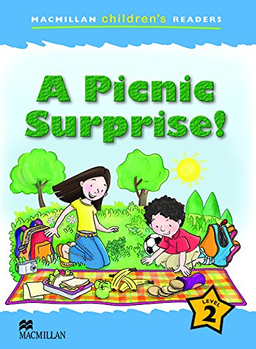 Macmillan Children's Readers: Level 2: A Picnic Surprise por Amanda Cant