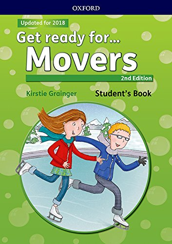 Get Ready for Movers. Student's Book 2nd Edition (Get Ready For Second Edition) por Petrina Cliff