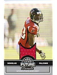 Bowman Football 2008 NFL Trading Cards Jersey / Relic Card Harry Douglas