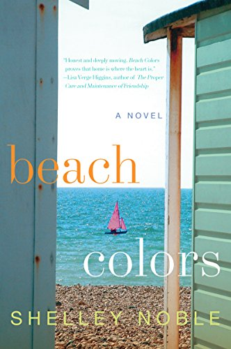 Beach Colors: A Novel (English Edition)