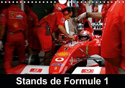 Stands de Formule 1 (Kalender, quer) -