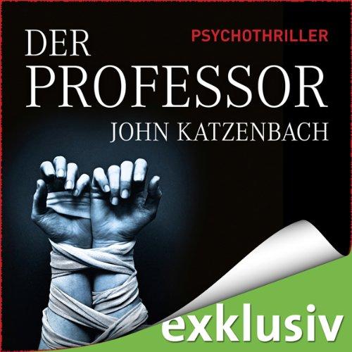 Buchseite und Rezensionen zu 'Der Professor' von John Katzenbach