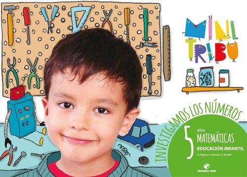 Descargar MATEMATICAS EDUCACION INFANTIL MINI TRIBU 5 AÑOS