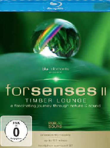 Forsenses II - Timber Lounge/A Fascinating Journey through Nature & Sound [Blu-ray] -