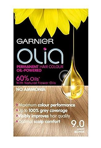 Garnier Olia Permanent Hair Colour 9.0 Light